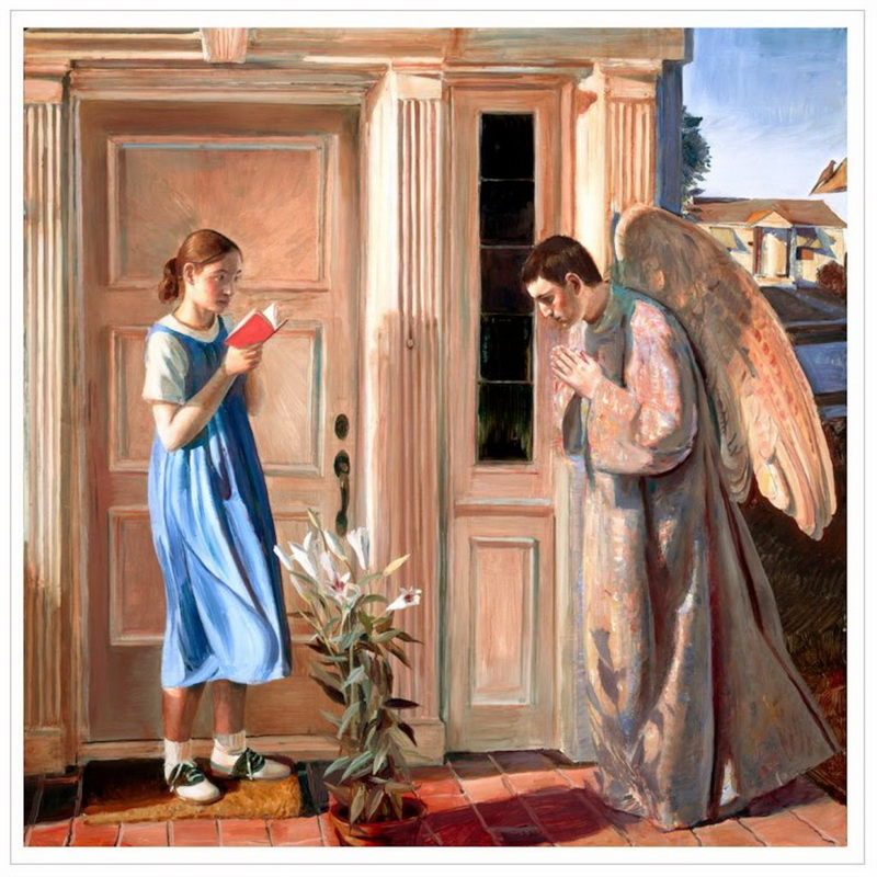 John-Collier_Annunciation1