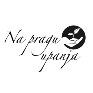 Na pragu upanja logo
